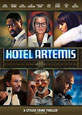 Hotel Artemis on DVD cover
