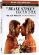 If Beale Street Could Talk on DVD cover