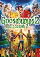 Goosebumps 2: Haunted Halloween on DVD cover