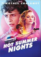 Hot Summer Nights on DVD cover