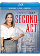 Second Act on DVD cover