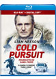 Cold Pursuit on DVD cover
