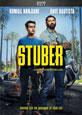 Stuber on DVD cover