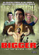 Bigger on DVD cover