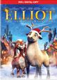 Elliot the Littlest Reindeer on DVD cover