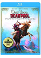 Once Upon a Deadpool on DVD cover