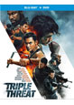Triple Threat on DVD cover