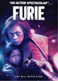 Furie on DVD cover