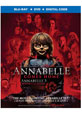Annabelle Comes Home on DVD