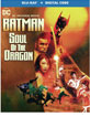 Batman: Soul of the Dragon - Recent DVD Releases