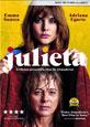 Julieta on DVD cover