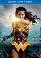 Wonder Woman on DVD cover