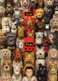 Isle of Dogs on DVD cover
