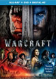 Warcraft on DVD cover
