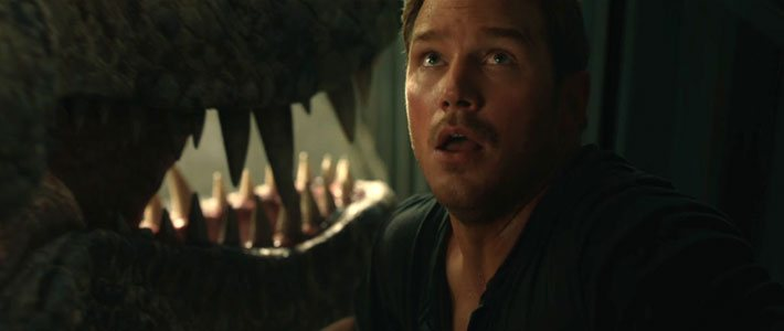 Jurassic World: Fallen Kingdom - Final Trailer Poster