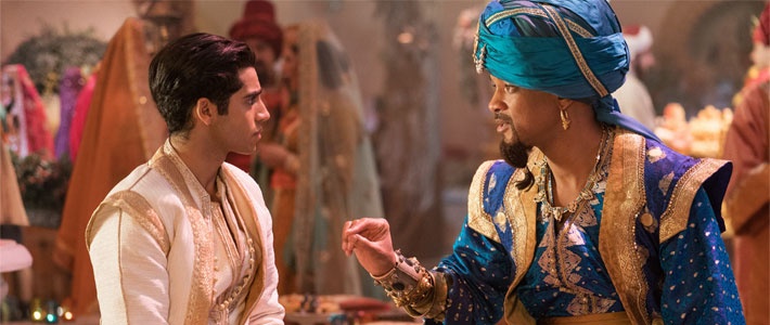 'Aladdin' Teaser Trailer Movie Poster