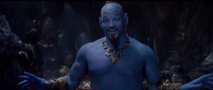 Aladdin - TV Spot Poster