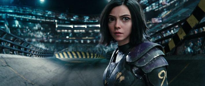 Alita: Battle Angel - Trailer #3 Movie Poster