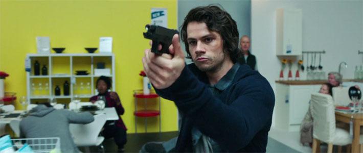 American Assassin - Teaser Trailer Movie Poster