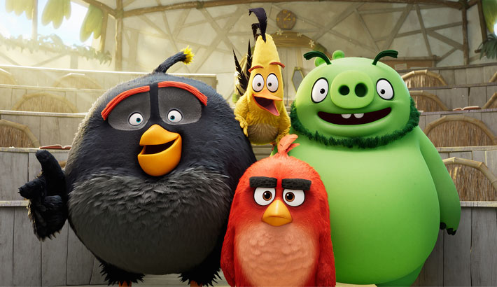 Angry Birds : Le film 2 Poster