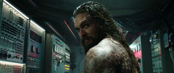 'Aquaman' Trailer #1 Poster