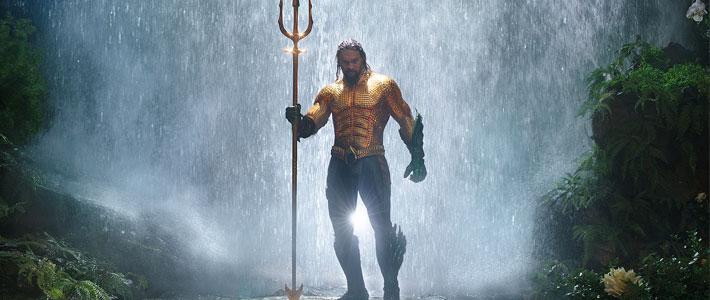 Aquaman - Final Trailer Poster