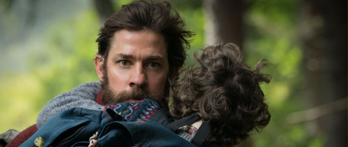 A Quiet Place - Teaser Trailer Movie Poster