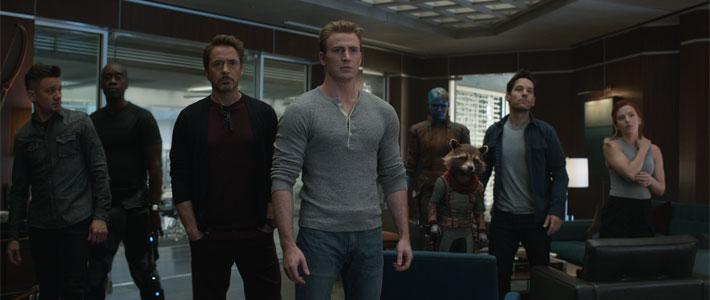 Avengers: Endgame - Trailer #1 Poster