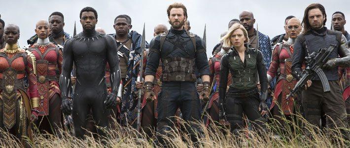 Avengers: Infinity War - Trailer #1 Movie Poster