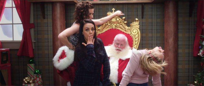 A Bad Moms Christmas - Teaser Trailer Poster