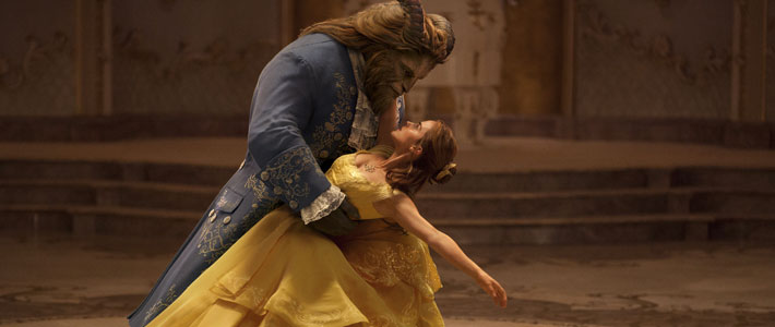 Beauty and the Beast - Now Playing Movie Poster
