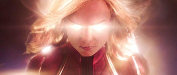 'Captain Marvel' Trailer #1 Poster