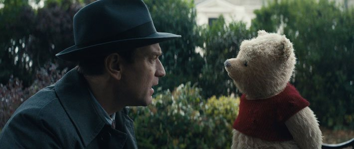 'Christopher Robin' - Now Playing Movie Poster
