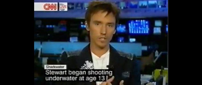 CNN Interview with Rob Stewart Poster