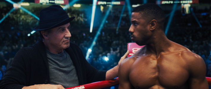 'Creed II' Trailer #1 Movie Poster