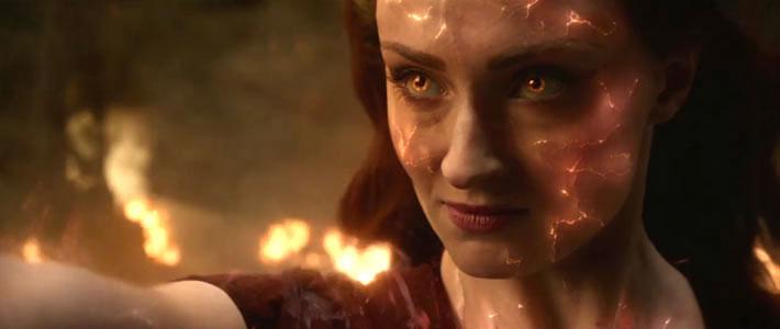 Dark Phoenix - Final Trailer Movie Poster