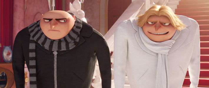 Despicable Me 3 - Official Trailer 2 Movie Poster
