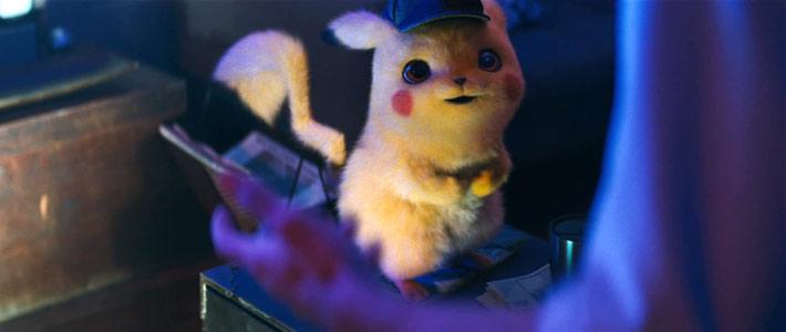 Pokémon Detective Pikachu - Trailer #1 Movie Poster