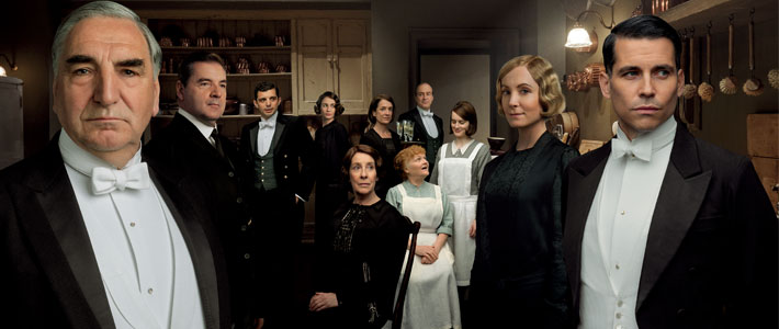 Downton Abbey - Now Playing Movie Poster