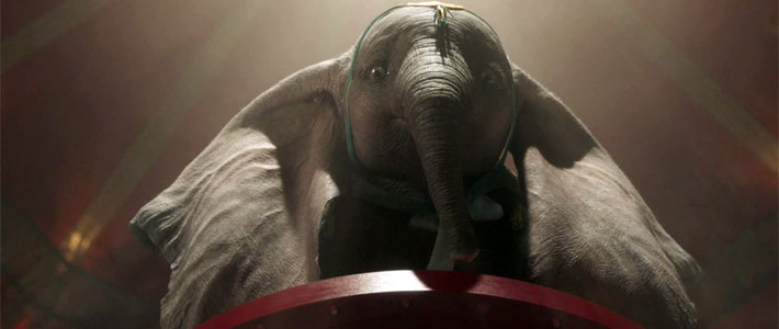 'Dumbo' Teaser Trailer Movie Poster