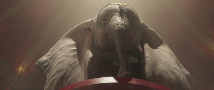 'Dumbo' Trailer Poster