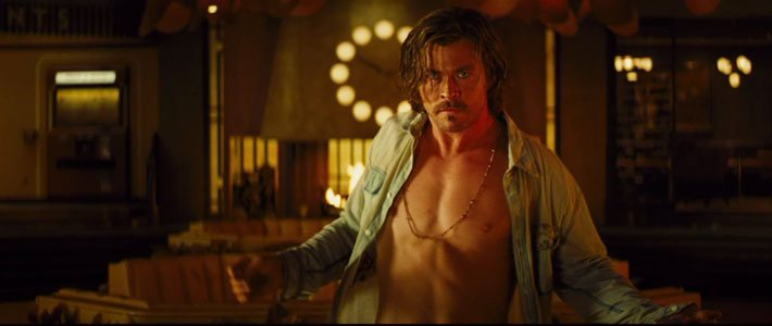 'Bad Times at the El Royale' Trailer Poster