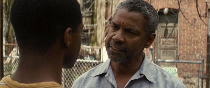 Fences - Official Teaser Trailer Movie Poster