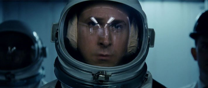 'First Man' Trailer Movie Poster