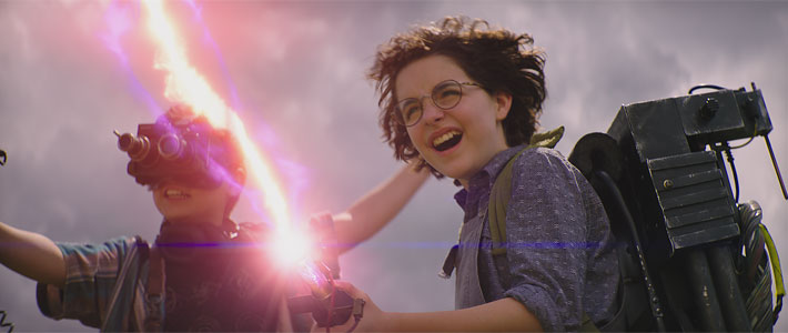 GHOSTBUSTERS: AFTERLIFE Trailer 2
