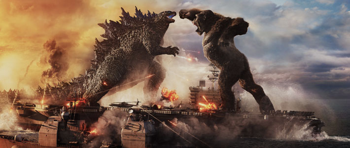 GODZILLA VS. KONG Trailer Movie Poster