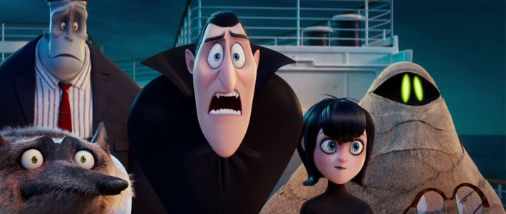 Hotel Transylvania 3: Summer Vacation - Trailer Poster