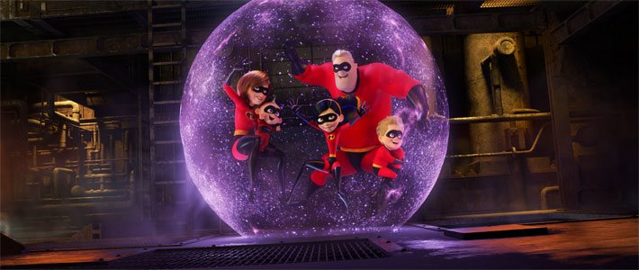 Incredibles 2 - Trailer Poster