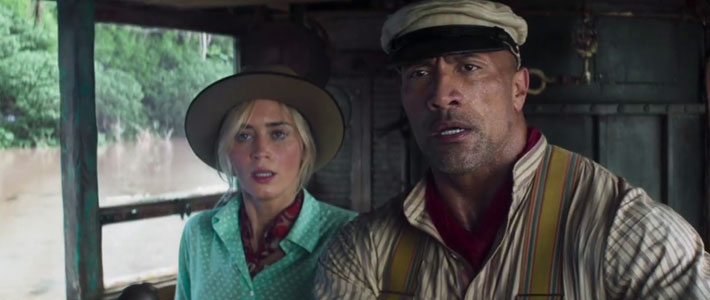 'Jungle Cruise' Trailer Movie Poster