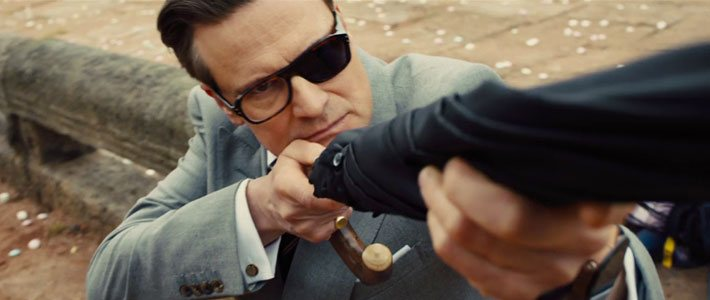Kingsman: The Golden Circle - Trailer #2 Poster